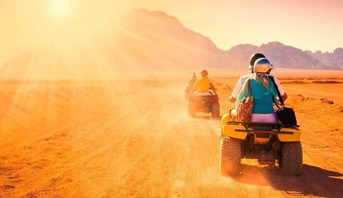 Best desert Safari Dubai deals