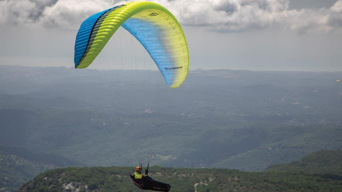 5 benefits of paragliding that you didn't know