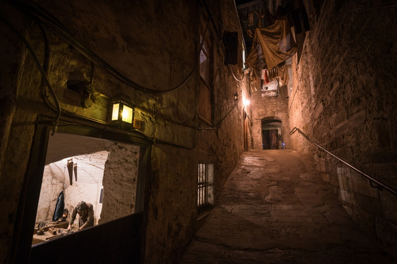 Underground streets of Edinburgh: Concoction of History, Culture, and Mystery