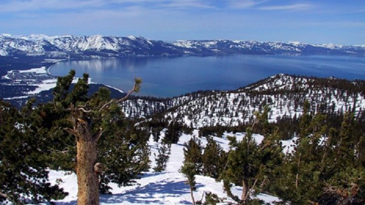 7 Best places for skiing and snowboarding near Lake Tahoe