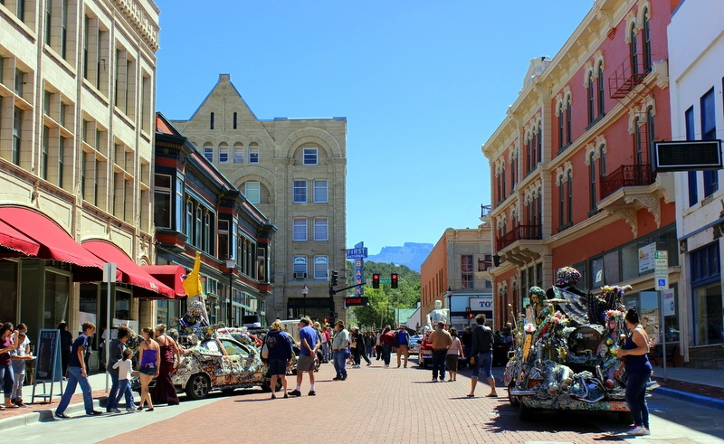 One of the Best Tourist Destinations in Colorado Is Trinidad