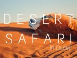 Travelling is fun and so is Dubai Desert Safari.