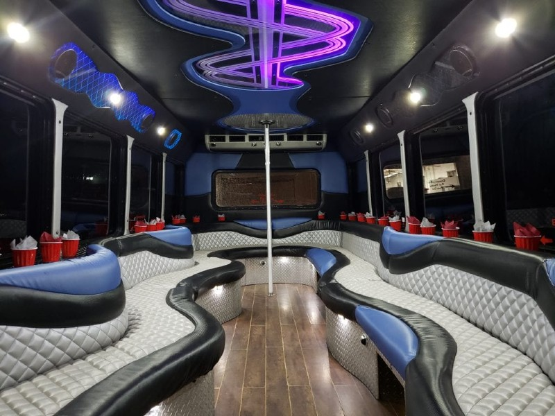 Perfect Party and the best Transport Options