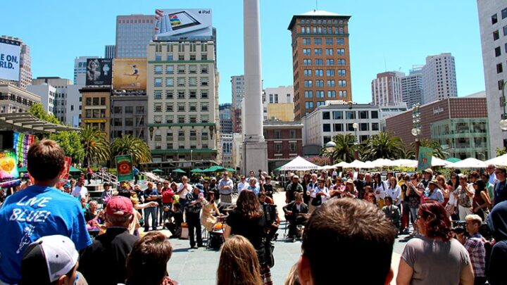 Union Square San Francisco: Touristy Or Not?