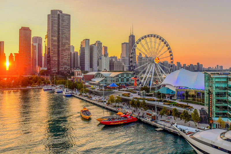 5 Fascinating Things to Do in Chicago